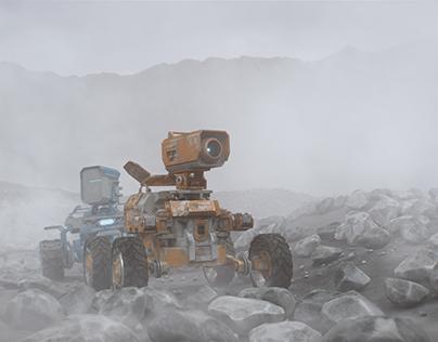 The Adventure of Rover Razor & Rover Junkman