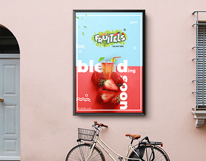 Fruitels Coming Soon Poster