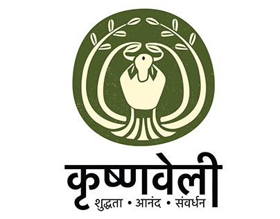 Krishnaveli : Branding, Brand identity & Packaging