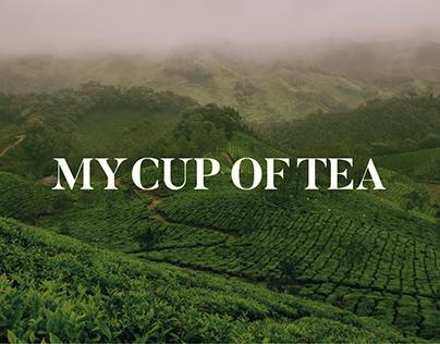 MY CUP OF TEA - TEA BRANDING