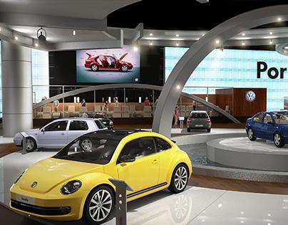 3D Industrial design visualization
