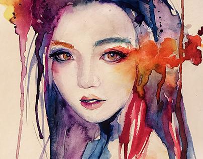 Week 5 | Colour Portraits