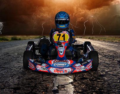 Karting Composite