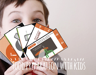 Food Preparation with Kids