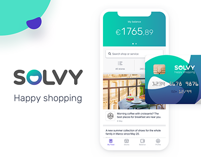 Solvy – Happy shopping