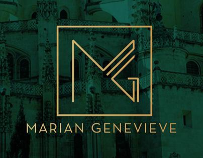 Marian Genevieve Branding