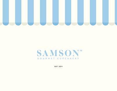SAMSON – Gourmet Cupcakery