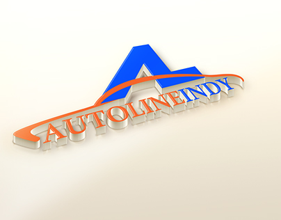 Logo for Autoline Indy