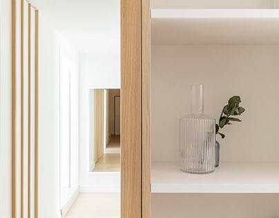 VNR   Shades of White Apartment