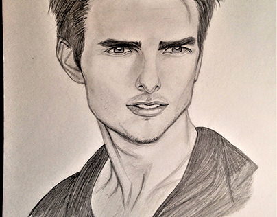 Tom Cruise By Me
