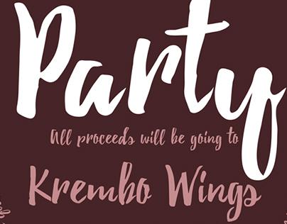 Krembo Party