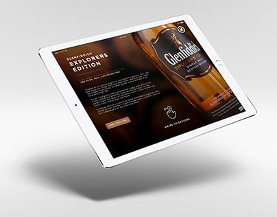Glenfiddich Experimental Series Campaign
