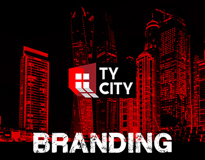 The best branding project in 2021 , TY CITY