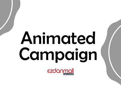 Animated Campaign - Ezdan Mall