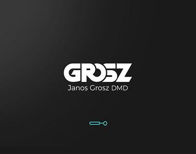 Janos GROSZ logo