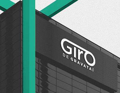 Identidade Visual - Giro de Gravataí