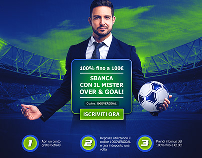 Sport Betting Banners & LPs