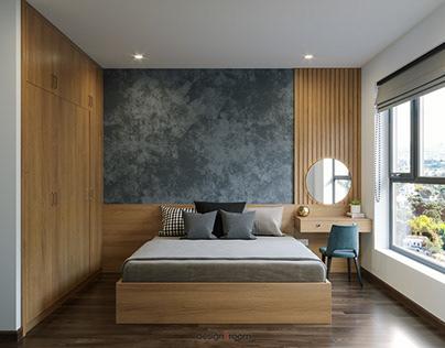 3D Interior Scenes File 3dsmax Model Bedroom 234