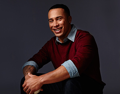 Cardinals' Kolten Wong Cover Shoot