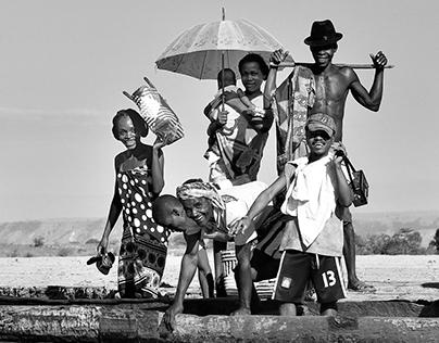 MADAGASCAR BW