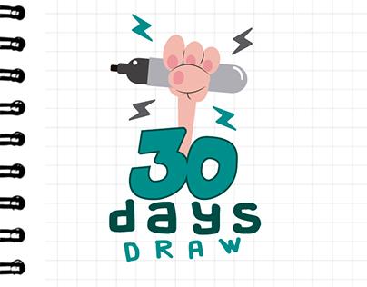 30 DAYS DRAW