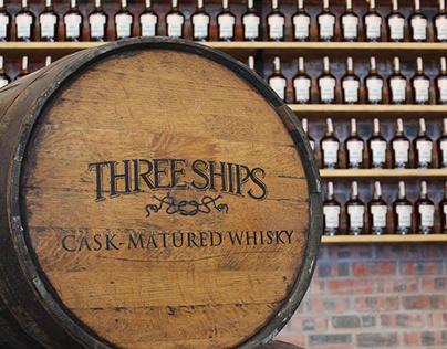 Three Ships Whisky Micro Distillery