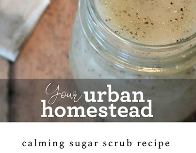 Your Urban Homestead Branding
