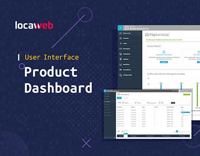 Locaweb | Product Dashboard