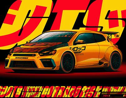 Racing Cars Vol. lll