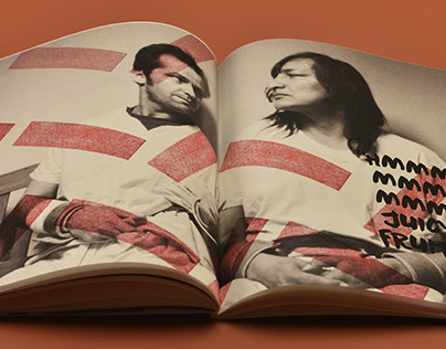 One flew over the Cuckoos Nest      Editorial Design