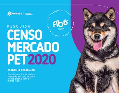 Pesquisa Censo Mercado Pet 2020