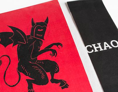 Chaos - guide de survie du designer graphique
