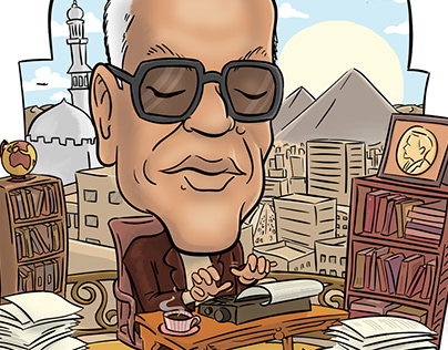 Naguib Mahfouz, 1911-2006, a great African talent