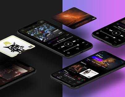 Adidas Music Concept