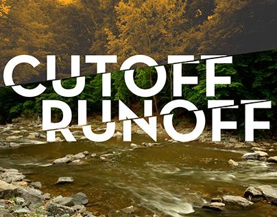 Design Ignites Change: CUTOFF RUNOFF