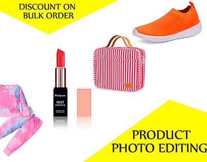 E-commerce Product Photo Editing