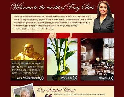 Website Template - WOFS