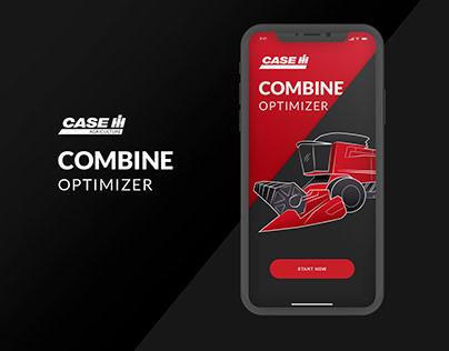 CombineOptimizer - Smartphone App