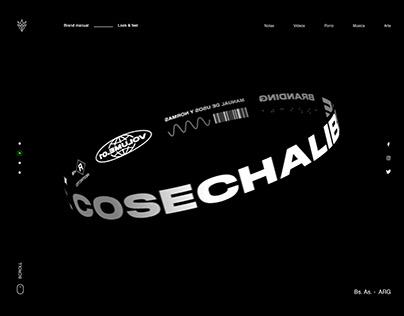 COSECHALIBRE Branding / Look & feel