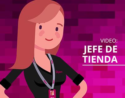 Video Jefe de Tienda