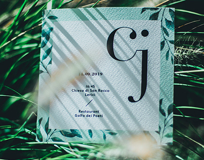 Wedding Project: CECILIA&JEROME