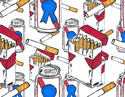 Cigarettes N' Bur