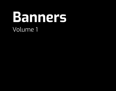 Banners Volume 1