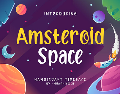 Amsteroid Space