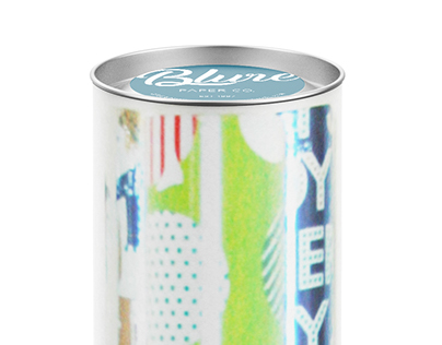 Blure Wrapping Paper Packaging