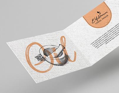 Elif Hanım Yöresel Ürünler / Branding