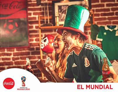 """""""EL MUNDIAL"""" By Coca-Cola"""