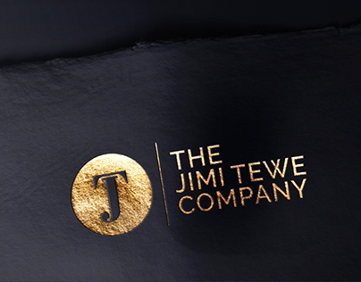 The Jimi Tewe Company Brand Identity Design