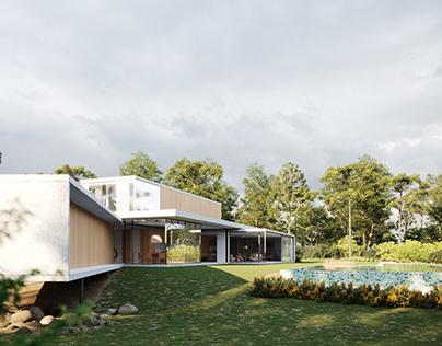 Campinas House I