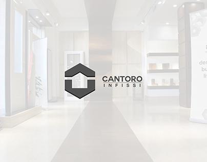 Cantoro Infissi | Branding